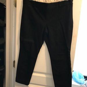 J crew stretch city fit dress pants